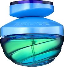 Parfumuri și produse cosmetice Police Blue Desire - Apă de toaletă