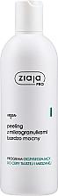 Parfumuri și produse cosmetice Peeling puternic pentru față - Ziaja Pro Very Strong Peeling With Microgranules