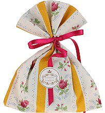 Parfumuri și produse cosmetice Pliculeț aromatic, dungi galbene - Essencias De Portugal Tradition Charm Air Freshener