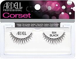 Parfumuri și produse cosmetice Extensii gene - Ardell Corset 504 Black Lashes