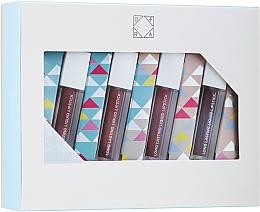 Parfumuri și produse cosmetice Set - Ofra Fireside Hotties Mini Lip Set (lipstick/4x2g)