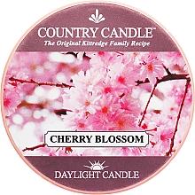 Parfumuri și produse cosmetice Lumânare aromată - Country Candle Cherry Blossom