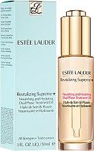 Parfumuri și produse cosmetice Ulei hidratant pentru față, în două faze - Estee Lauder Revitalizing Supreme + Nourishing & Hydrating Dual Phase