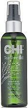 Parfumuri și produse cosmetice Spray calmant cu ulei de arbore de ceai pentru față - CHI Tea Tree Oil Soothing Scalp Spray
