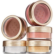 Parfumuri și produse cosmetice Set - Jane Iredale Jane's Signature Gilded Collection(pouder/3x1.8g)