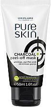 Parfumuri și produse cosmetice Mască de față - Oriflame Pure Skin Charcoal Peel-off mask