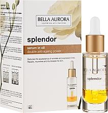 Parfumuri și produse cosmetice Ser regenerant pentru față - Bella Aurora Splendor 10 Serum