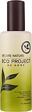 Parfumuri și produse cosmetice Toner pentru față - Secure Nature Eco Project Toner
