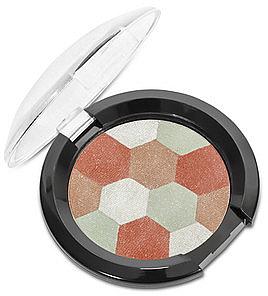 Pudră bronzantă - Affect Cosmetics Glamour Mosaic Powder — Imagine N2