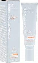 Parfumuri și produse cosmetice Cremă de față - Germaine de Capuccini B-Calm Correcting Moisturising Cream SPF20