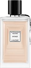 Parfumuri și produse cosmetice Lalique Les Compositions Parfumees Bronze - Apa parfumată
