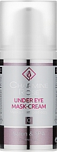 Parfumuri și produse cosmetice Mască-cremă pentru ochi - Charmine Rose Under Eye Mask-Cream
