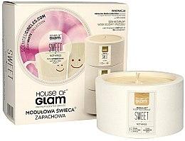 Parfumuri și produse cosmetice Lumânare parfumată - House of Glam Sweet Nothings Candle
