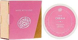 Parfumuri și produse cosmetice Cremă de față - BodyBoom Made With Love Face Cream