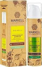 Parfumuri și produse cosmetice Cremă de zi pentru piele grasă - Markell Cosmetics Bio-Helix Day Cream