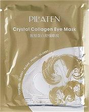 Parfumuri și produse cosmetice Mască pentru zona ochilor - Pil'aten Crystal Collagen Eye Mask