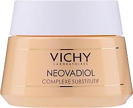 Parfumuri și produse cosmetice Cremă de îngrijire anti-îmbătrânire cu efect echilibrant pentru pielea uscată - Vichy Neovadiol