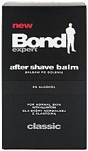 Parfumuri și produse cosmetice Balsam după ras Classic - Bond Expert After Shave Balm