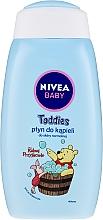 """Parfumuri și produse cosmetice Spumă de baie pentru piele normală """"Winnie And Friends"""" - Nivea Baby Toddies Winnie And Friends"""