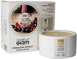 Parfumuri și produse cosmetice Lumânare parfumată - House of Glam Sweet Cherry Liquer Candle