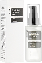 Parfumuri și produse cosmetice Ser facial anti-îmbătrânire - Coxir Black Snail Collagen Serum