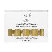 Parfumuri și produse cosmetice Кератиновый бустер для волос - Keune Care Miracle Elixir Concentrated Keratin Booster