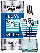 Parfumuri și produse cosmetice Jean Paul Gaultier Le Male Eau Fraiche - Apă de toaletă