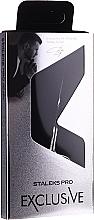 Foarfece profesionale pentru cuticule, SX-33/1 - Staleks Pro Exclusive Magnolia — Imagine N2