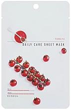 Parfumuri și produse cosmetice Mască de țesut cu extract de roșii - Eunyul Daily Care Mask Sheet Tomato