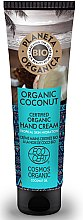 Parfumuri și produse cosmetice Cremă de mâini - Planeta Organica Organic Coconut Hand Cream