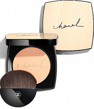 Pudră cu efect de luciu natural - Chanel Les Beiges Healthy Glow Sheer Powder — Imagine N1