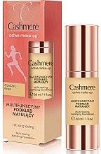 Parfumuri și produse cosmetice Fond mat de ten - Dax Cashmere Active Make-Up Mattifying Foundation