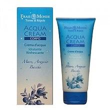 Parfumuri și produse cosmetice Cremă de corp - Frais Monde Acqua Cream Body Sea Orange And Berries