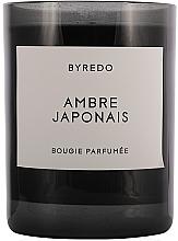 Parfumuri și produse cosmetice Lumânare parfumată - Byredo Fragranced Candle Ambre Japonais