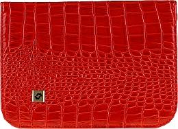 Духи, Парфюмерия, косметика Husă pentru instrumente de manichiură, CS-10, roșie - Staleks Case For Manicure Tools