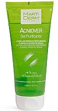 Parfumuri și produse cosmetice Gel de curățare pentru față - MartiDerm Acniover Cleansing Gel