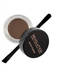Parfumuri și produse cosmetice Ruj pentru sprâncene - Makeup Revolution Brow Pomade