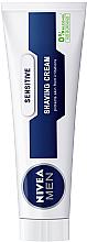 Parfumuri și produse cosmetice Cremă de ras pentru ten sensibil - Nivea For Men Active Comfort System Shaving Cream