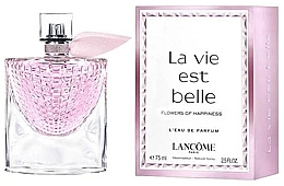 Parfumuri și produse cosmetice Lancome La Vie Est Belle Flowers Of Happiness - Apă de parfum