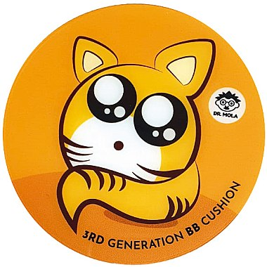 BB-cushion - Dr. Mola 3rd Generation BB Cushion Cat