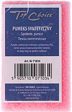 Parfumuri și produse cosmetice Piatră ponce, 71034 - Top Choice