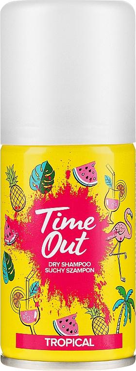 Șampon uscat pentru păr - Time Out Dry Shampoo Tropical