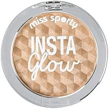 Parfumuri și produse cosmetice Iluminator pentru față - Miss Sporty Insta Glow Highlighter