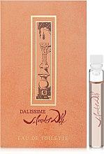 Parfumuri și produse cosmetice Salvador Dali Dalissime - Apă de toaletă (mostră)