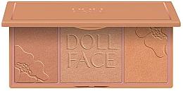 Духи, Парфюмерия, косметика Iluminator - Doll Face Glow Baby Glow Highlighting Palette