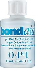 Parfumuri și produse cosmetice Tratament pentru refacerea pH-ului unghiilor - O.P.I. Bond-Aid pH Balancing Agent