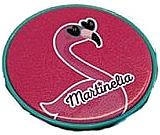"""Oglindă de buzunar """"Flamingo"""" - Martinelia — Imagine N1"""