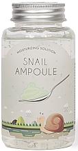 Parfumuri și produse cosmetice Gel cu mucină de melc pentru față - Esfolio Moisturizing Solution Snail Ampoule