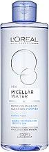 Parfumuri și produse cosmetice Apă micelară pentru piele normală și combinată - L'Oreal Paris Micellar Water Normal To Combination
