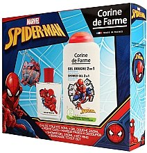 Parfumuri și produse cosmetice Corine de Farme Spiderman - Set (edt/50ml +sh/gel/250ml + accessories)